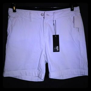 DL 1961 trouser shorts